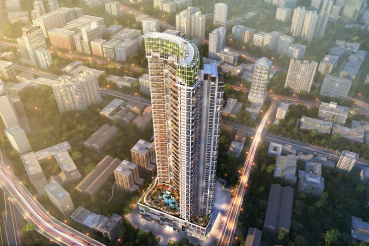 One Avighna Park ,Luxury Apartments in Lower Parel Mumbai