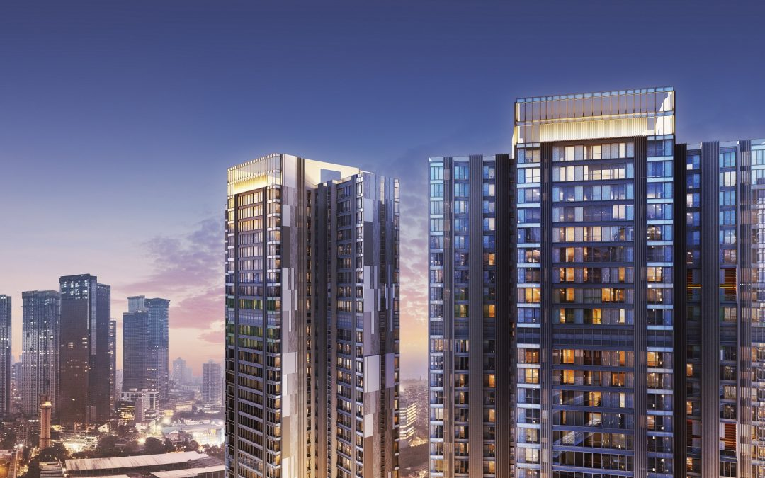Rustomjee Crown, Luxury Apartments in Prabhadevi