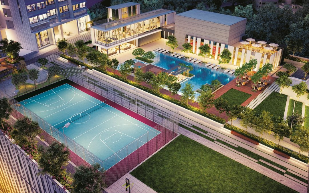 Salsette 27 Byculla Luxury Residential Project by Peninsula Land Ltd