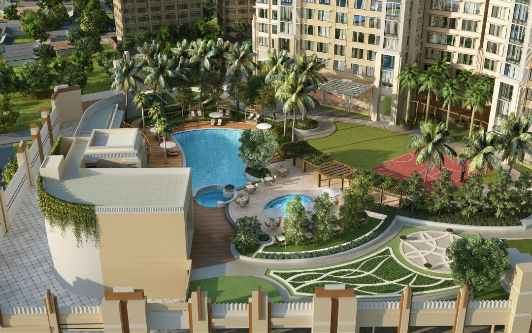 Celestia Spaces Sewri | Residential Projects in Mumbai| Properties in MUmbai